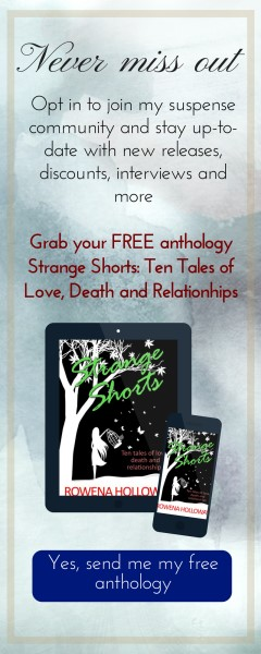 opt in to receive your free anthology of short stories